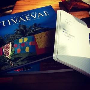 tivaevae research